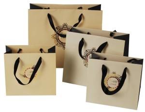 premium quality kraft paper bag craft bag printing and making in uae